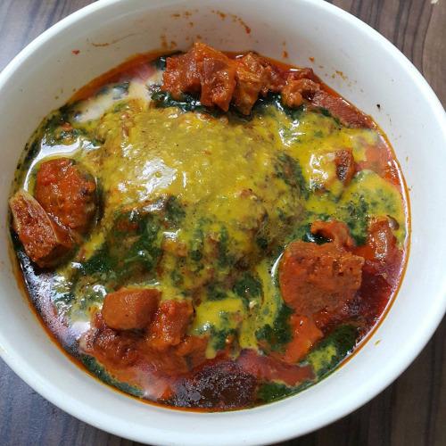 13 African Recipes: Gbegiri And Ewedu Dish